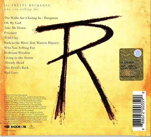the pretty reckless going to hell download