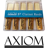 Axiom Clarinet Reeds 2.0 - Box of Ten Quality Reeds