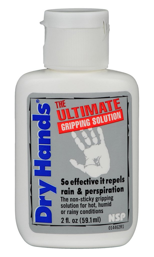 Nelson Dry Hands The Ultimate Gripping Solution All-Sport Topical Lotion- 2 Ounce