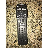 Genuine Bose OEM Remote Control for Bose 321 Series II, III and GS Series II, III Home Entertainment Systems