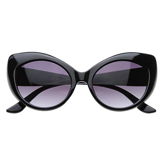 a120ef59651 Amazon.com  MLC EYEWEAR ® Designer Inspired Bold Cat-Eye Sunglasses ...