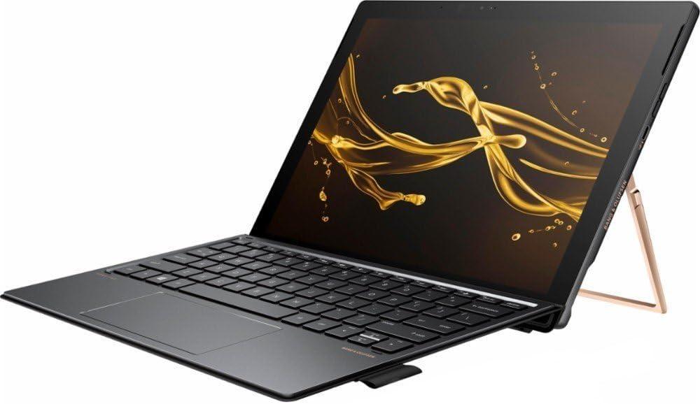 HP Spectre x2 12-C012DX 12.3in Detachable Laptop, 7th Generation Intel Core i7 Processor, 8 GB RAM/360 GB SSD (Renewed)