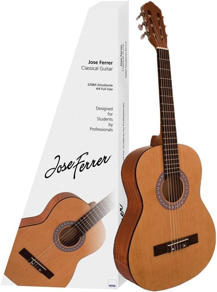 Jose Ferrer 3/4 Guitarra clásica de]: Amazon.es: Instrumentos ...