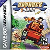 Advance Wars - Game Boy Advance