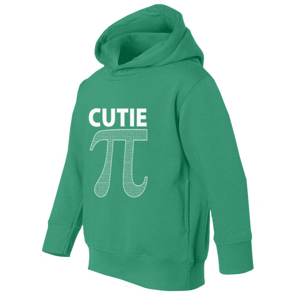 Societee Cutie Pi Symbol Funny Youth /& Toddler Hoodie Sweatshirt