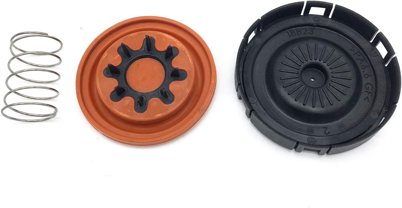 WayJun PCV Vavle Cover with Membrane kit (1 Pcs) for LR4 Range Rover & Sport Jaguar XF XJ XK 3.0L 5.0L LR041443