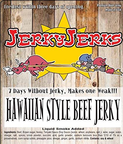 - Hawaiian Style Jerky 7oz