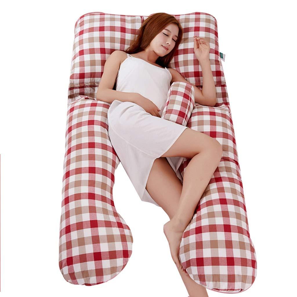 2019公式店舗 妊娠中の女性の枕 多機能 ウエストサイドピロー 多機能 胃のリフト 7 妊娠 U字型の枕 80×160cm U字型の枕 (色 : 7) 7 B07P3J713C, アダチク:52ea60d1 --- a0267596.xsph.ru