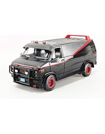 Greenlight 1/18 Hollywood The A-Team 1983-87 TV Series 1983 GMC