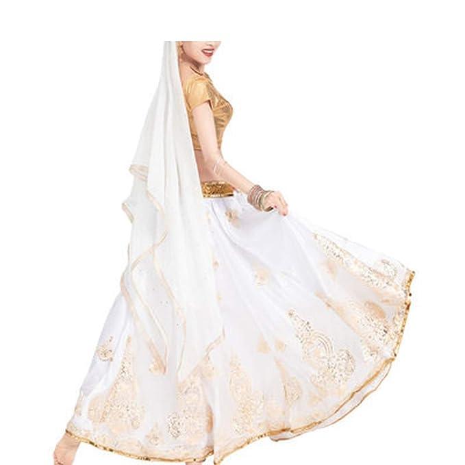 Amazon.com: Belly Oriental - Disfraz de competición de danza ...