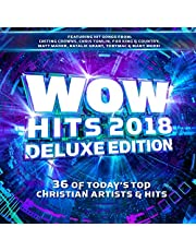 WOW Hits 2018 (2CD Deluxe Edition)