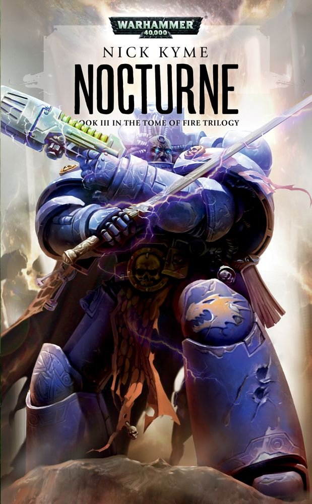 Nocturne (Tome of Fire Trilogy) ebook
