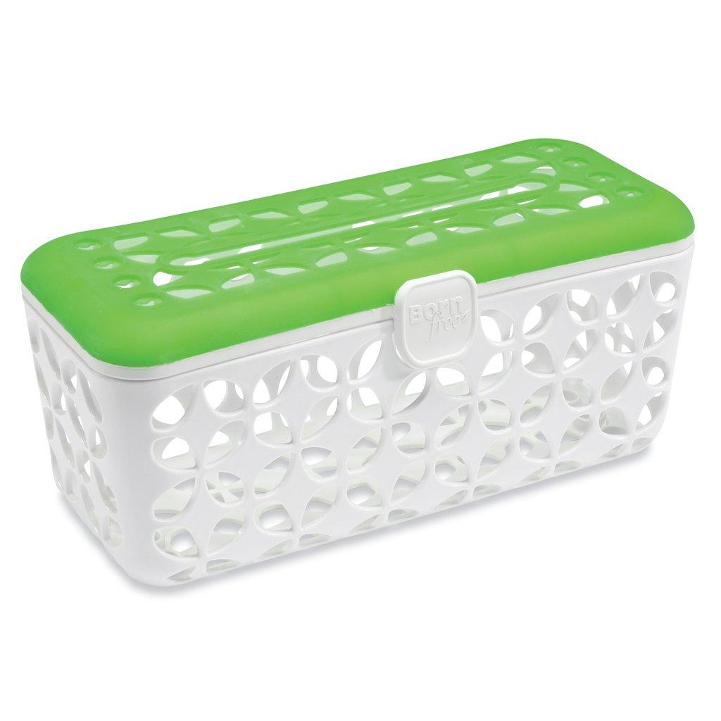 BPA-Free Quick Load Dishwasher Basket by Summer Infant