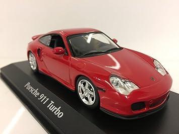 """Minichamps 940069300 """"1999 Porsche 911 Turbo 996"""" Die-Cast Modelo, ..."""
