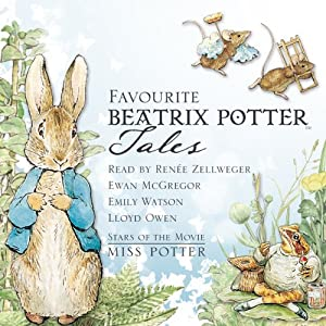 Favourite Beatrix Potter Tales Audiobook