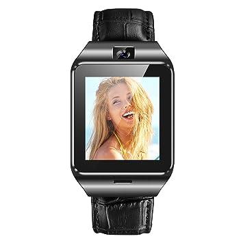 Montre Connectée Couleur - Bluetooth Smartwatch IP67 Etanche 3g WiFi avec SIM/TF Carte (