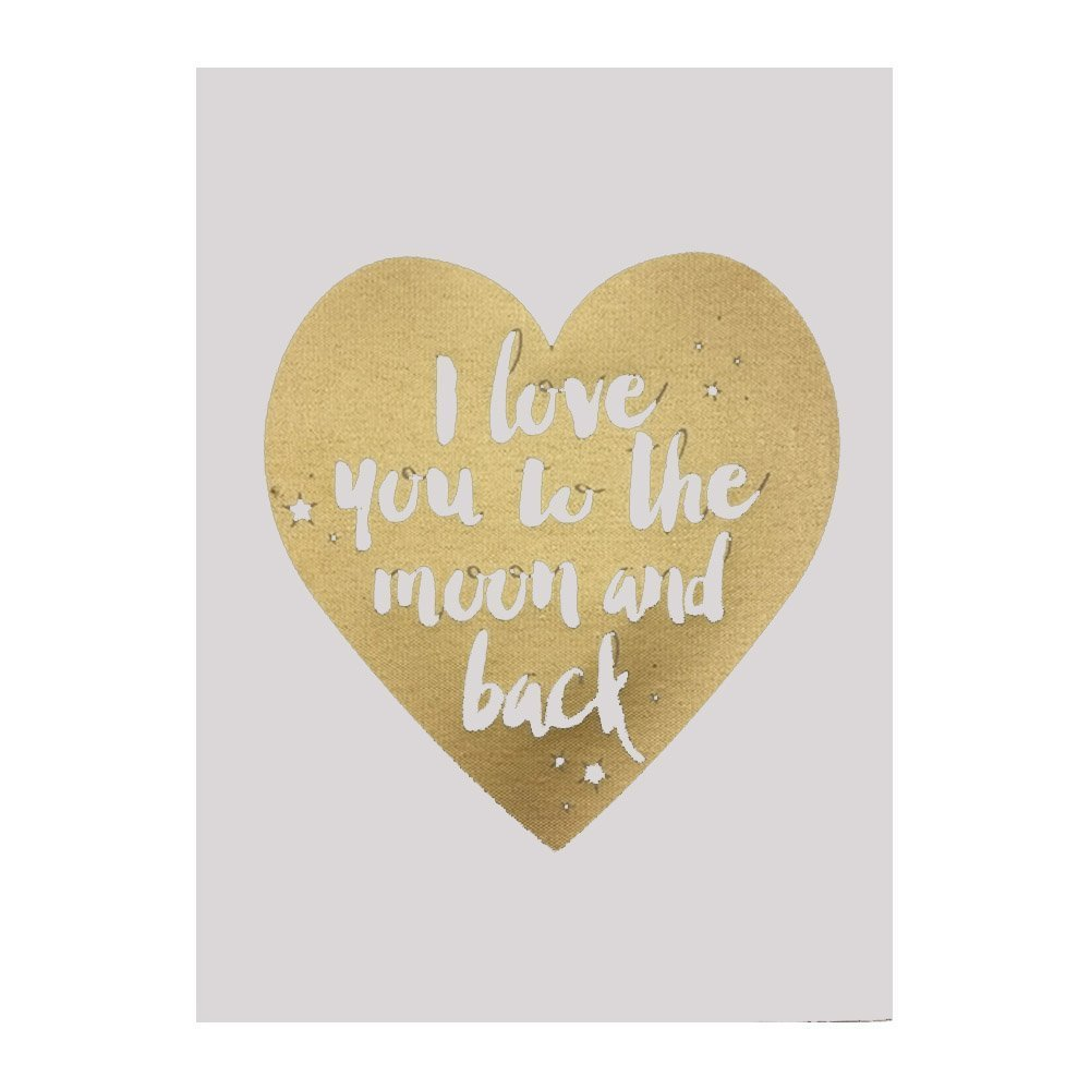 Amazon.com: Canvas Holiday Family love Happy Cute quotes Set of 4 ...