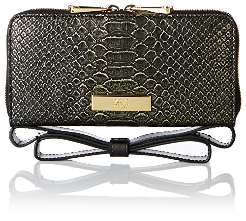 ZAC-Zac-Posen-Womens-Mila-Wallet-Gold-Metallic-Python