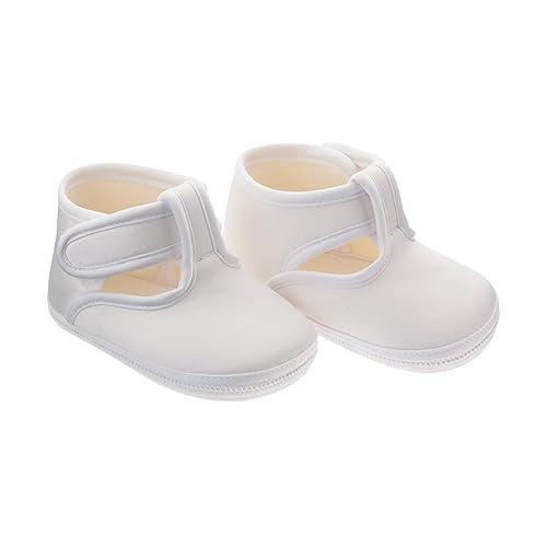 Cambrass Mod.57, Alpargatas para Bebés, Blanco (White), 16 EU: Amazon.es: Zapatos y complementos