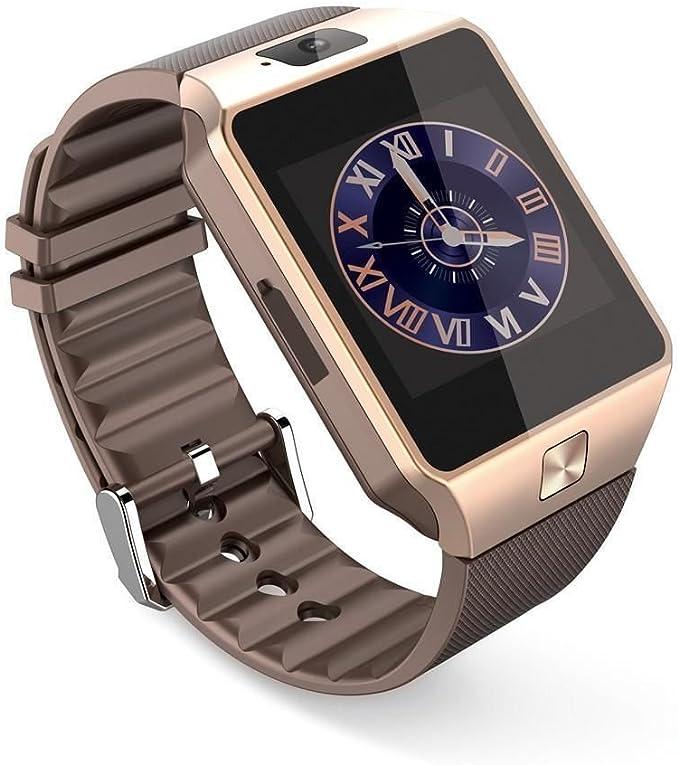 PELTEC @ Bluetooth Smart Watch Pulsera Reloj Teléfono Móvil para ...