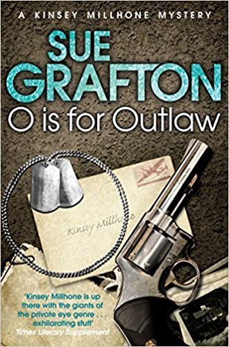 Book O is for Outlaw (Kinsey Millhone Alphabet Series) by Sue Grafton (2012-10-11)
