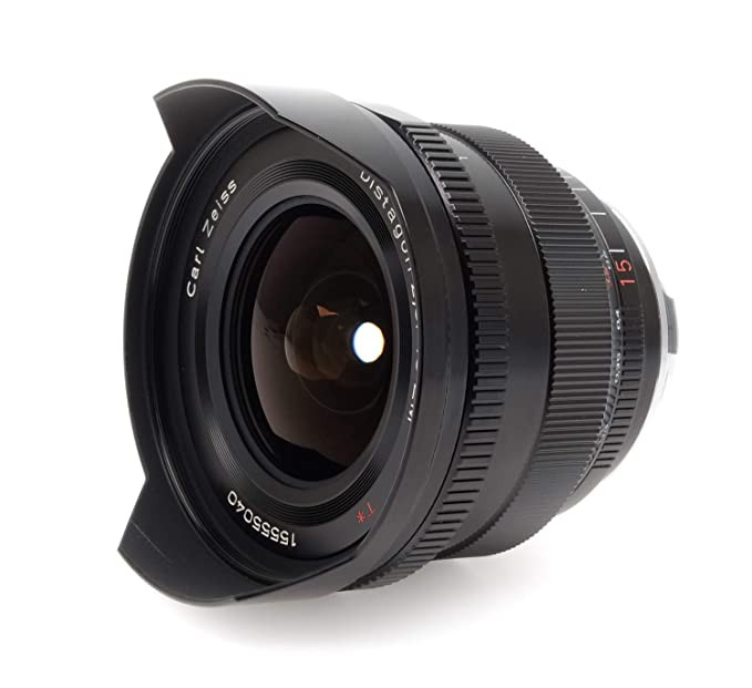 Amazon com : Zeiss Super Wide Angle 15mm f/2 8 Distagon T ZM
