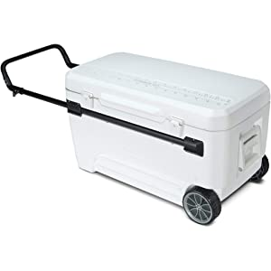 Igloo Cooler With Wheels - Best Wheeled Cooler