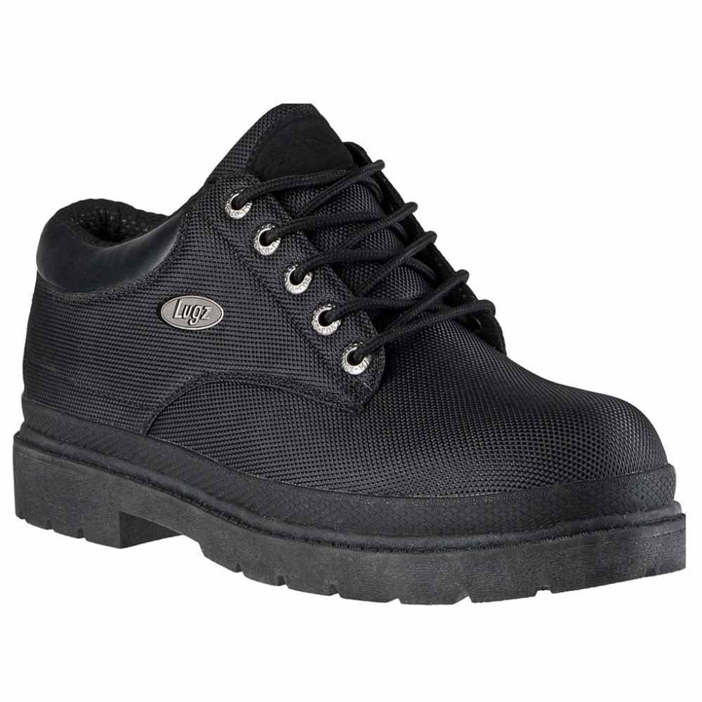 Lugz Men's Drifter Lo Ballistic Boots,Black,6.5 D