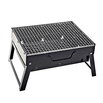 L.Atsain Barbacoas Grill Hornos De Carbón De Leña,Incluye Todos Los Accesorios Para
