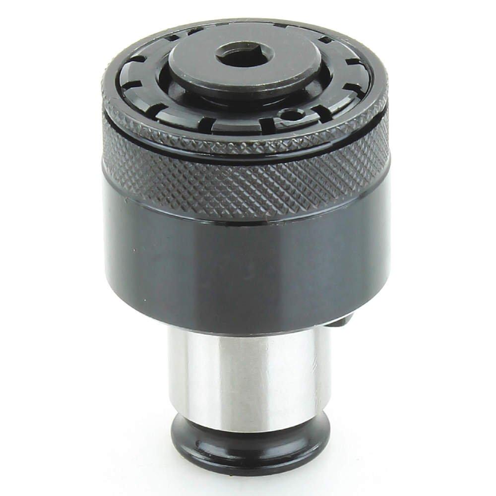Lyndex-Nikken T05-006 Torque Control Tap Collet, #1 System, #0-6 Size, 0.141'' Shank Diameter, 0.110'' Drive Square
