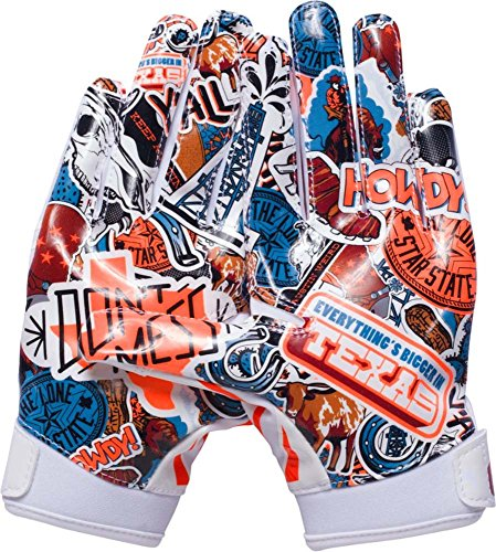 Under Armour Boys' Youth F5 - Limited Edition Football Gloves ()
