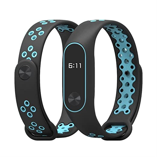 Amazon.com: Durable Replacement TPU Anti-Off Wristband Strap ...