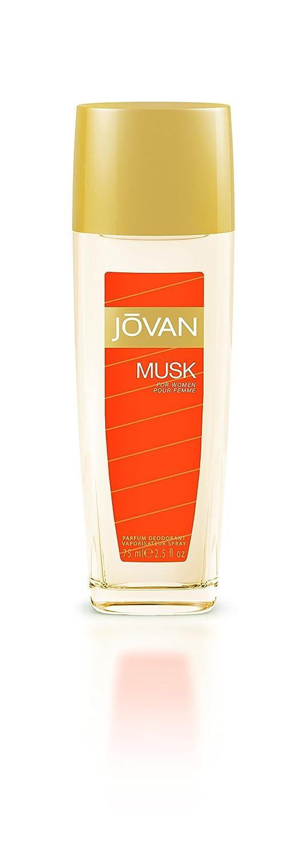 Jovan Musk for Women Body Spray, 75 ml 3607346933053