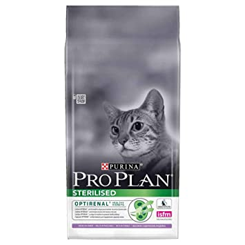 Purina Pro Plan Sterilised Turkey Comida para Gatos - 10000 gr: Amazon.es: Productos para mascotas