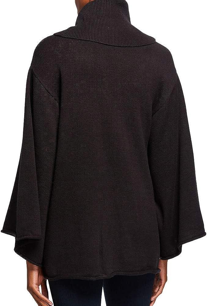 BCBGMAXAZRIA Cowl Long Sleeve Pullover Sweater