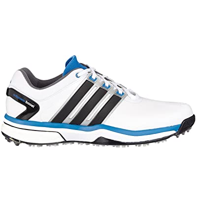 2015 Adidas Adipower Boost Hommes Golf chaussures imperméables - Large Montage