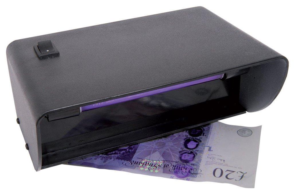 Skytronic Bank Note Checker Black