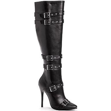 Größe   Lexi 516 Adult Schuhes schwarz PU Größe  7  Clothing c424df