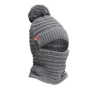 a97c3d8a1ab Cebbay Chapeau Femme Homme Bonnet