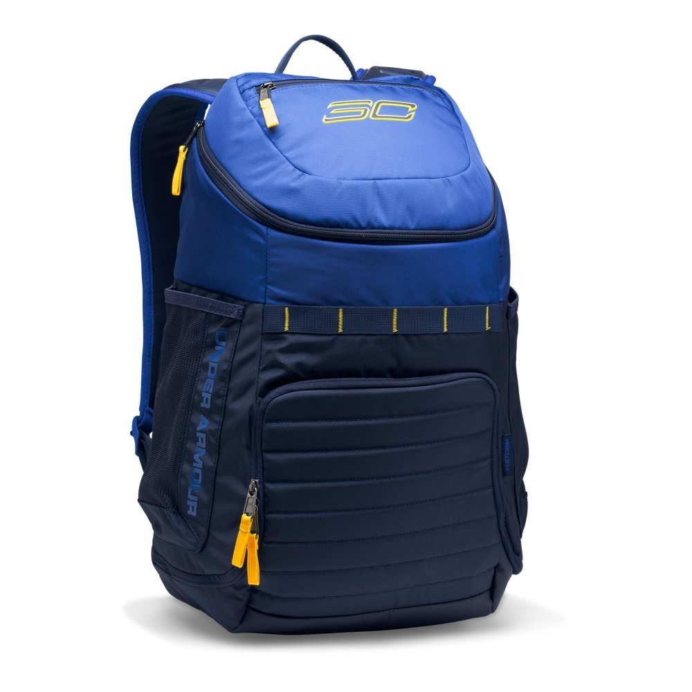 Under Armour SC30 Undeniable Backpack,Royal (400)/Steeltown Gold, One Size by Under Armour