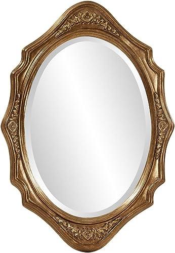 Howard Elliott 4052 Trafalgar Oval Mirror