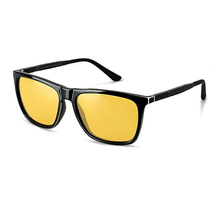 0303e8c5b4d Amazon.com  TosGad Night Driving Glasses