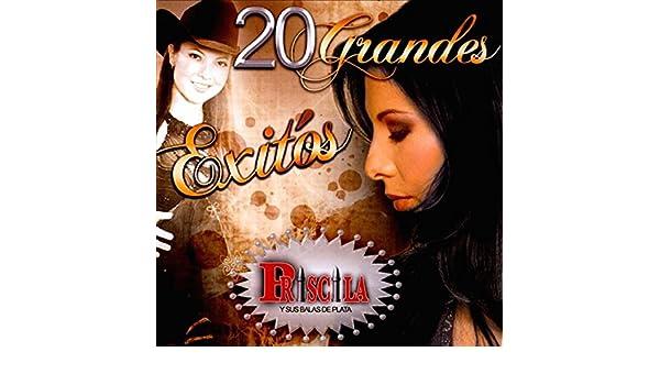 La Grande Del Acordeon by Priscila & Sus Balas De Plata on Amazon Music - Amazon.com