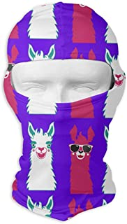 Hipiyoled Llama Balaclava Face Mask Hood Outdoor Sport Hat for Ski,Cycling,Motorcycling,Climbing New16