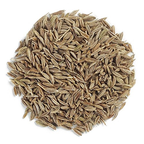 Frontier Co-op Organic Cumin Seed Whole, 1 Pound Bulk Bag ()