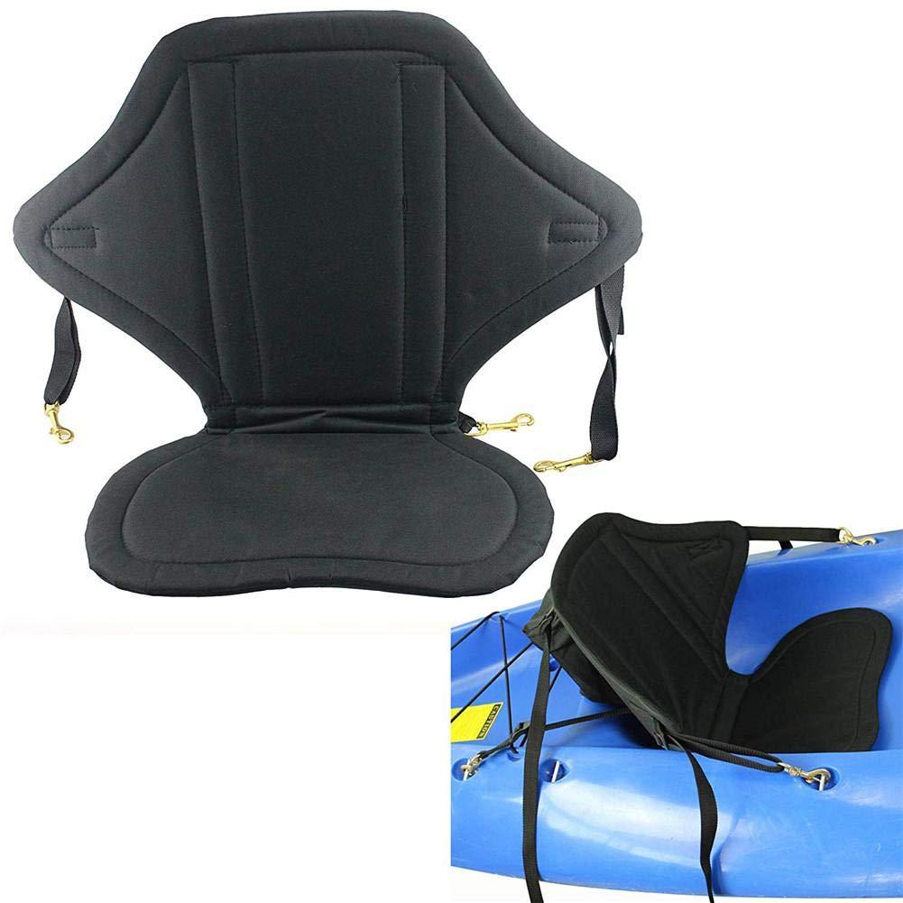 mildily Asiento de Kayak Asiento de Barco Sof Profesional Universal Confort Si/éntese en la Parte Superior Completo Kayak C/ómodo Asiento de Kayak Acolchado