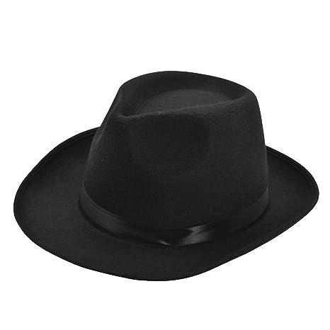 Bristol novità BH627 in feltro cappello da gangster c1b9a24739f1