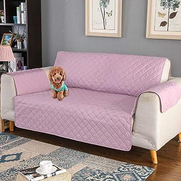 KOBWA Funda Cubre Sofá Práctica, Funda sofá Impermeable Anti-Sucio para Mascotas Protector de