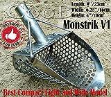 CooB Sand Scoop SMALL Shovel Stainless Steel Hunting Detector Tool by (Monstrik V1)