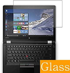 "Synvy Tempered Glass Screen Protector for Lenovo Thinkpad Yoga 460 14"" Visible Area Protective Screen Film Protectors 9H Anti-Scratch Bubble Free"